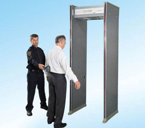 china latest news about How to Choose a Good Walk Through Metal Detector