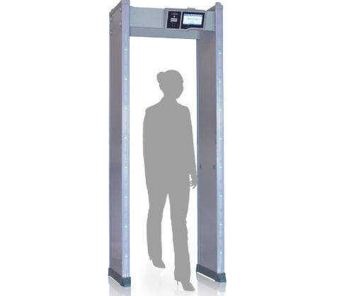 china latest news about The Advantages Of Metal Detector Door