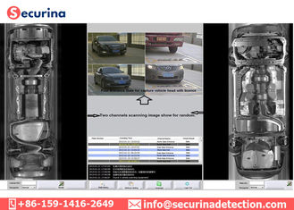 Fixed Under Vehicle Scanning UVSS System For All Vehicle Check About Automated Threat