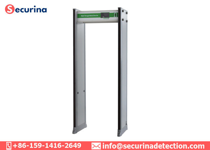 Digital Door Frame Walk Through Security Detector 33 Detecting Zones