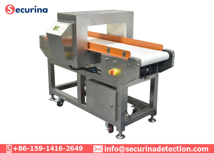 China Food Grade Conveyor Metal Detector Equipment , Metal Detector For Food Factory factory